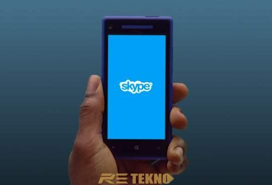 Windows Phone 8.1 ve 8 Skype