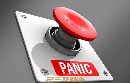 Android panik butonu