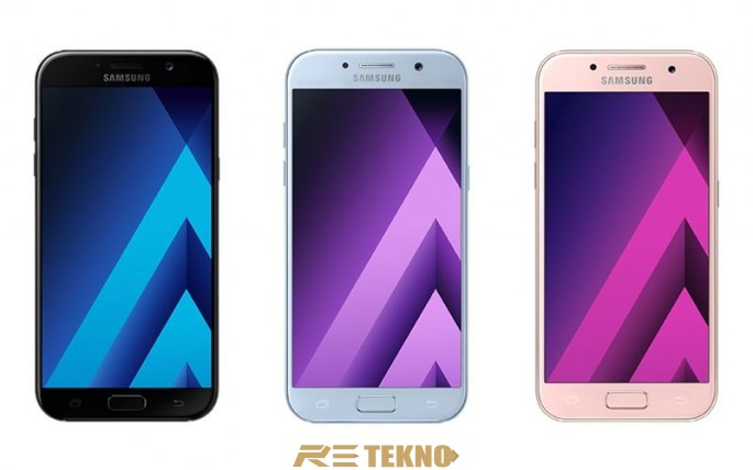 Galaxy A5 (2017) Android Nougat